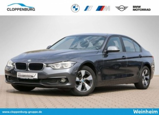 BMW Řada 3 320 d xDrive Limousine Advantage LED Navi Bus. -