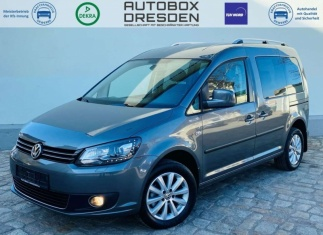 Volkswagen Caddy 2.0 TDI Highline 4Motion +AHK+BI-XEN+