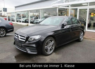 Mercedes-Benz Třídy E 220 d AMG Widescreen 19