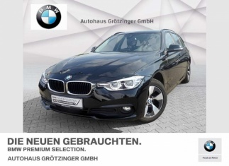 BMW Řada 3 320 d xDrive KOMFORTZUGANG+LED+PDC+NAVI+SPEED-LIMIT-IN