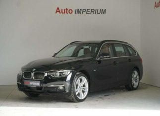 BMW Řada 3 320 d xDrive Luxury Line*LED*Navi*Leder