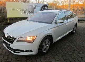 Škoda Superb 1.6 TDI DSG Ambition Combi