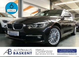BMW Řada 3 320 d xDrive Luxury Line*LED*NAVI*HIFI*KEYLESS*