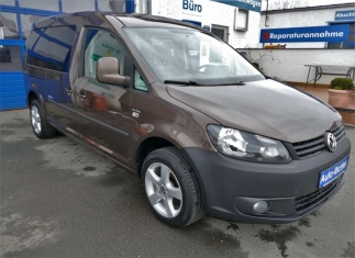 Volkswagen Caddy 1.2 Maxi JAKO-O *7 Sitze, Standheizung, PDC, Alu*