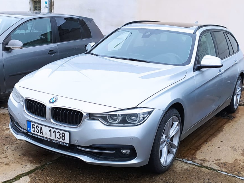 Reference BMW 335d xdrive