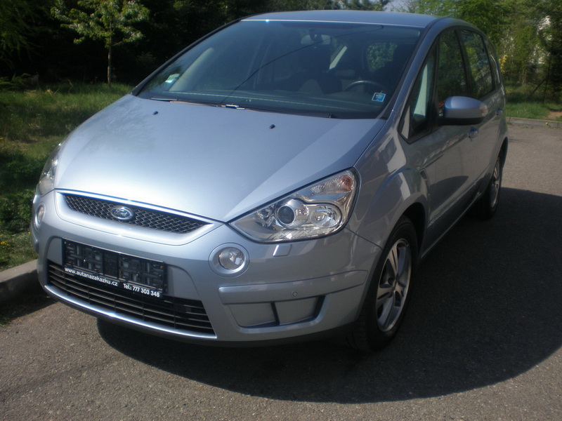 Reference Dovoz Ford S-MAX